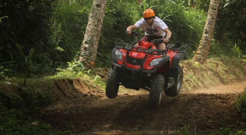 Green Bali Adventure ATV Ride